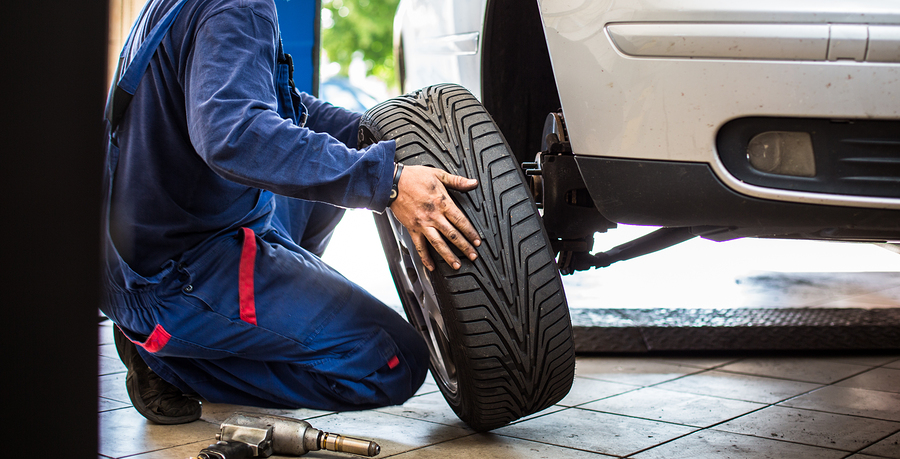Alpharetta, Marietta, Roswell Tire Repair & New Tires
